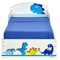 image-Hello Home Dinosaur Toddler Bed