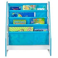Product photograph showing Hello Home Dinosaurs Kids Sling Bookcase