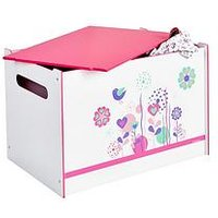 image-Hello Home Flowers And Birds Toy Box