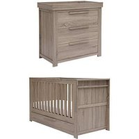 image-Mamas & Papas Franklin Cot Bed And Dresser Changer