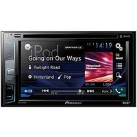 Pioneer Avh-X490Dab Double Din 6.2&Quot; Touchscreen Multimedia Player With Smartphone Connectivity , Usb, Bluetooth, Dab+ Tuner And A 13-Band Geq