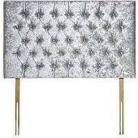 Product photograph showing Luxe Collection By Silentnight Florence Headboard