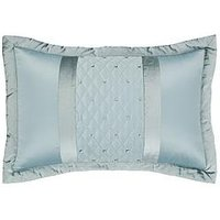 Product photograph showing Catherine Lansfield Pair Of Sequin Cluster Pillow Shams