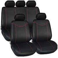Product photograph showing Streetwize Accessories Alabama Seat Cover Set