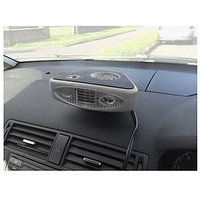 Product photograph showing Streetwize Accessories 12v Auto Heater Defroster With Light