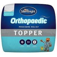 image-Silentnight Orthopedic Mattress Topper