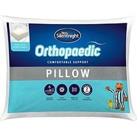 Product photograph showing Silentnight Orthopaedic Pillow