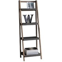 Product photograph showing Hudson Living Lomborg Ladder Shelf