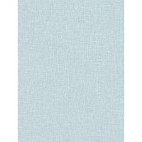 Product photograph showing Arthouse Linen Texture Wallpaper - Vintage Blue