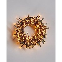 Product photograph showing 400 Flickering Flame Firefly Indoor Outdoor Fairy Lights