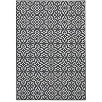 Product photograph showing Victorian Tile Indoor Outdoor Utility Rug