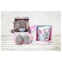 Product photograph showing Me To You Me To You Milestone Mug And Boxed Bear Gift Set 18th 21st 30th 40th 50th