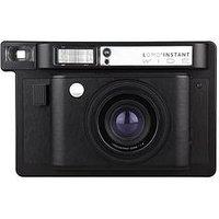 Lomography Lomo'Instant Wide Instant Camera - Black - Instant Camera Only sale image