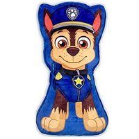 Product photograph showing Paw Patrol Peek Chase Shaped Cushion
