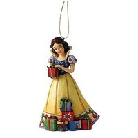 Product photograph showing Disney Traditions Disney Traditions Snow White Hanging Ornament