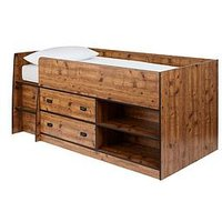 image-Jackson Kids Cabin Bed - Bunk Bed With Premium Mattress