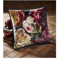 Product photograph showing Oasis Home Renaissance Velvet Cushion
