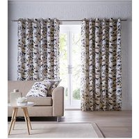 Product photograph showing Studio G Chelsea Eyelet Curtains