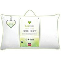 Product photograph showing Sealy Activsleep Reflex Memory Foam Pillow