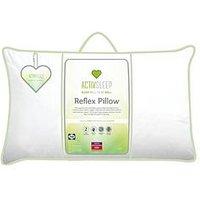 Product photograph showing Sealy Activsleep Reflex Memory Foam Pillow