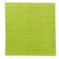 Product photograph showing Christy Prism Towelling Shower Mat - Mojito