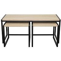 image-Telford Industrial Nested Coffee Table