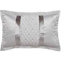 Product photograph showing Catherine Lansfield Set Of 2 Sequin Cluster Pillow Shams