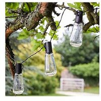 Product photograph showing Smart Solar Eureka Solar Lightbulb String Lights