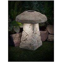 Product photograph showing Noma Solar Staddle Stone