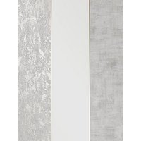 Product photograph showing Superfresco Milan Stripe Taupe Wallpaper
