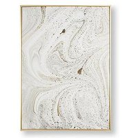 Product photograph showing Graham Brown Marble Luxe Framed Wall Art
