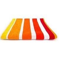 image-Downland Sun Stripe Beach Towel