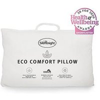 Product photograph showing Silentnight Eco Comfort Pillow