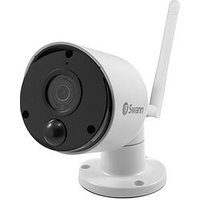 Product photograph showing Swann Swnvw-490cam-uk Cctv 1080p Wi-fi Camera - Add On Camera For 490-series