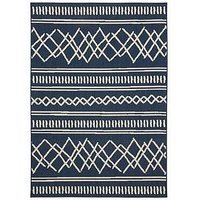 Product photograph showing Ethnic Indoor Outdoor Rug
