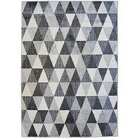 Product photograph showing Geo Triangles Rug