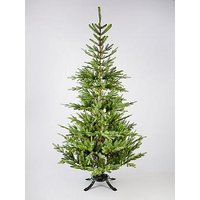 Product photograph showing Nordman Christmas Tree With Fir Fragrance - 7ft