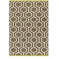 Product photograph showing Geo Reversible Rug