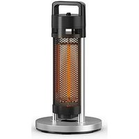 Product photograph showing Swan Portable Patio Heater