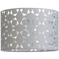 Product photograph showing Rio Cut-out Geo Pendant Light Shade
