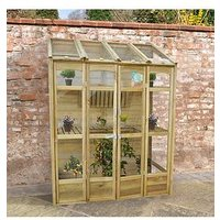Product photograph showing Forest Victorian Tall Wall Greenhouse