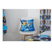 Product photograph showing Paw Patrol Super Square Cushion