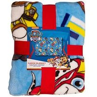 Product photograph showing Paw Patrol Super Fleece Blanket