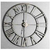 Product photograph showing Arthouse Large White Clock