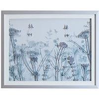 Product photograph showing Arthouse Layered Botanical Framed Art Print