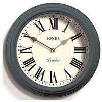 Product photograph showing Jones Clocks Venetian Wall Clock