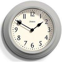 Product photograph showing Jones Clocks Film Gloss Wall Clock