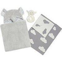 Product photograph showing Clair De Lune Baby Shower Gift Set