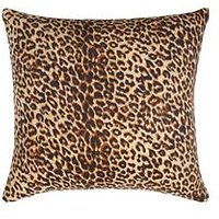 Product photograph showing Leopard Cushion