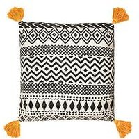 Product photograph showing Sass Belle Scandi Boho Cushion